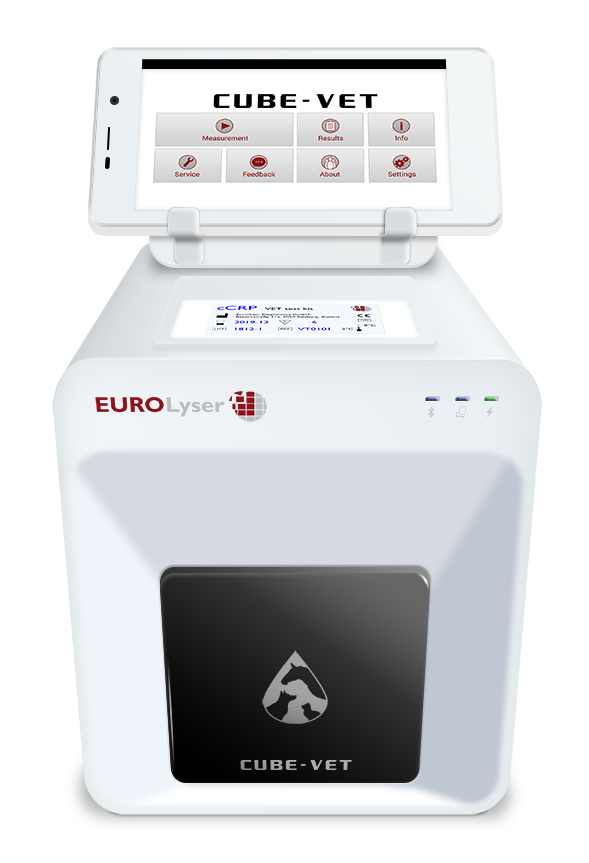 CUBE-VET | Eurolyser Diagnostica GmbH