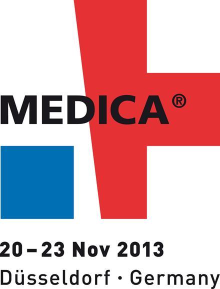 Medica Logo 2013