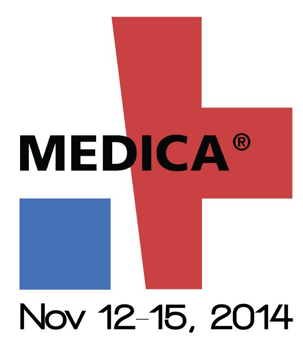 Medica 2014 Logo